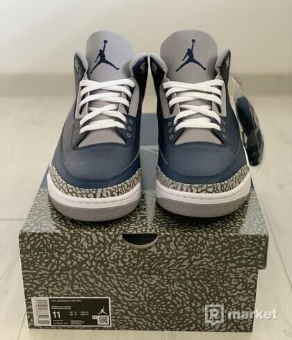 Nike Air Jordan 3 Georgetown