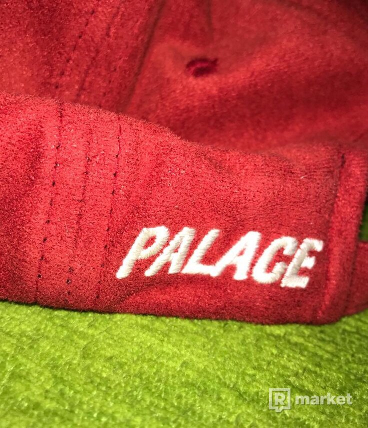 PALACE CAP RED