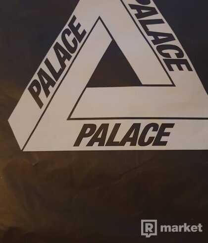 Palace Hood Black