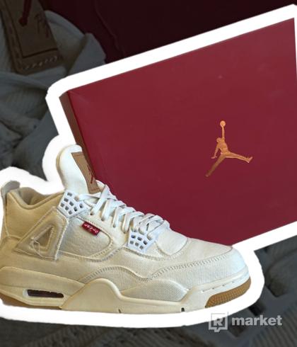 Air Jordan 4 Levis