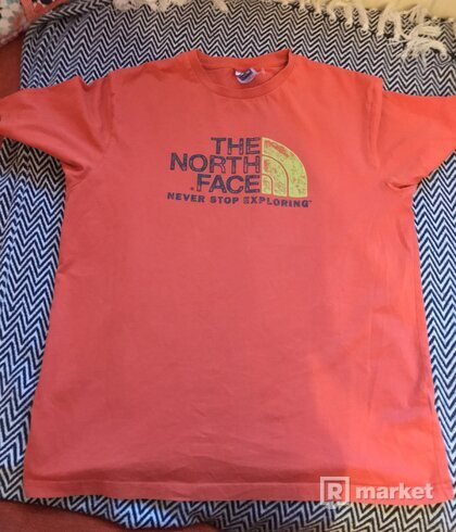 The North Face tričko