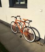 Create C8, retro, mestsky bicykel