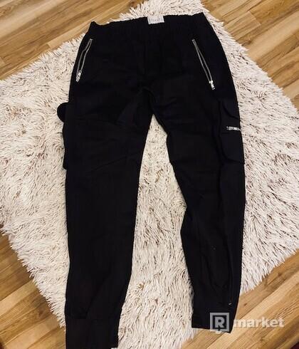 Lakenzie Utility cargo pants black