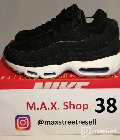 Dámské tenisky Nike 37,5-41 AirMax 95, Airmax 97 Airmax 2017, AirForce 1 low