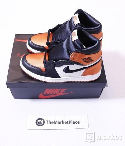 Nike Air Jordan 1 SBB Satin