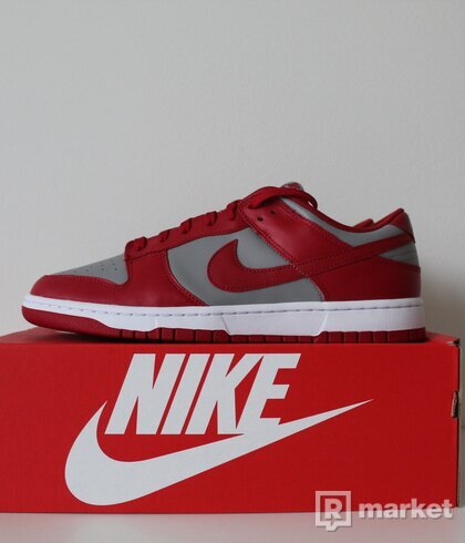 Nike Dunk Low varsity red UNLV