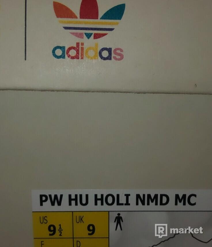 Adidas PW HUMAN RACE (Holi NMD)