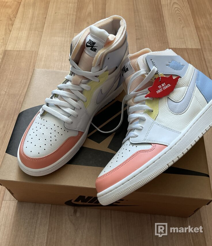 Air Jordan 1  Zoom Air CMFT 47,5