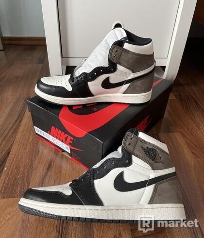 """Nike Air Jordan 1 - """"Dark Mocha"""""""