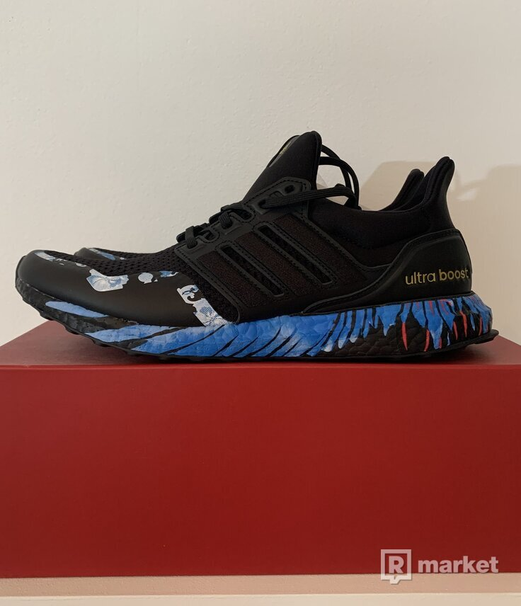 Adidas Ultra Boost Chinese New Year Black