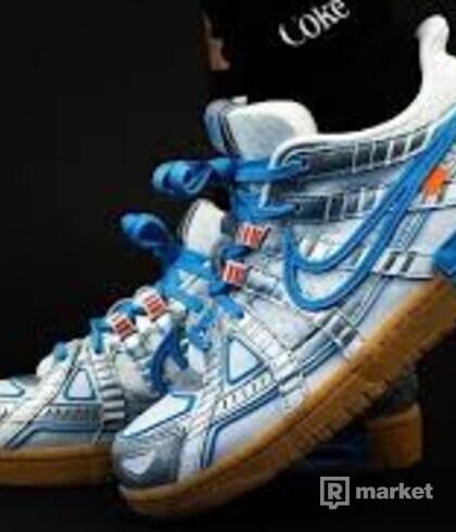 Nike Air Rubber Dunk x OFF-WHITE