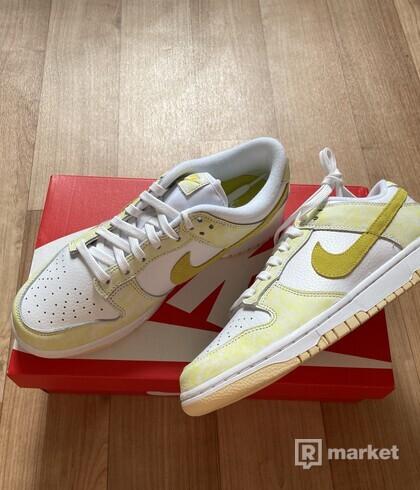 Nike Dunk low OG yellow strike 40.5