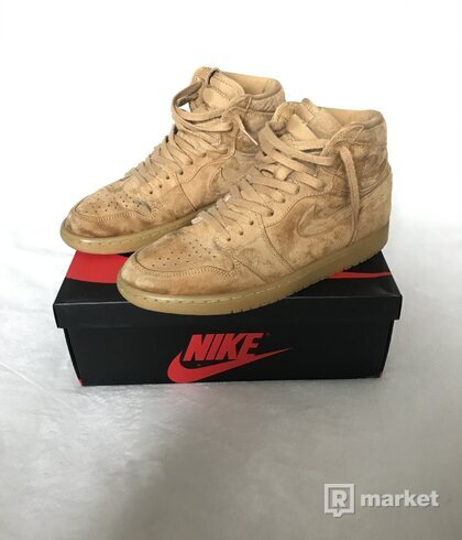 "Nike Air Jordan 1 High OG ""wheat"""