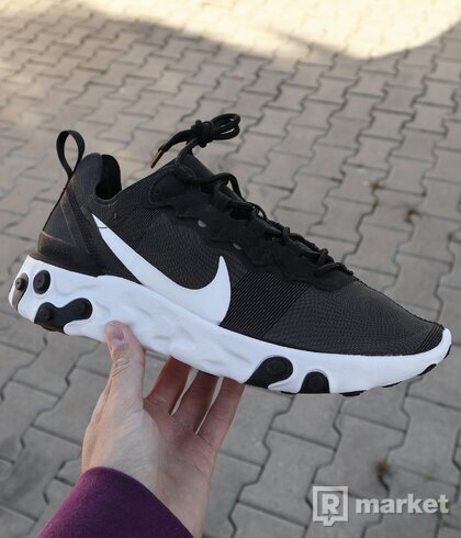 React Element 55 Black - EU42