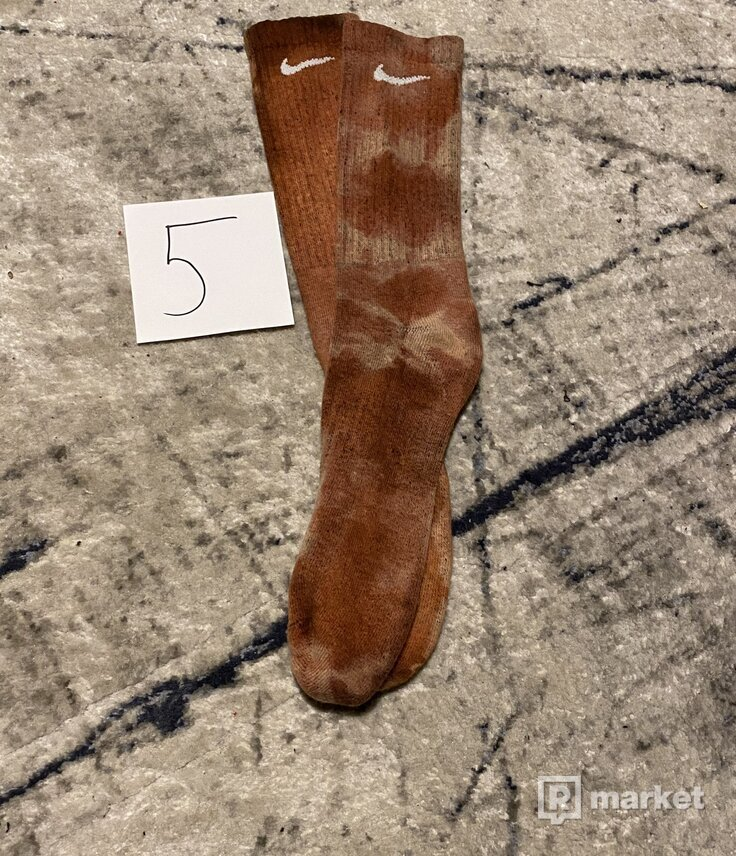 Custom Nike Ponožky