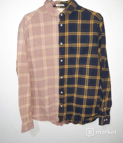 Custom flanelova košela