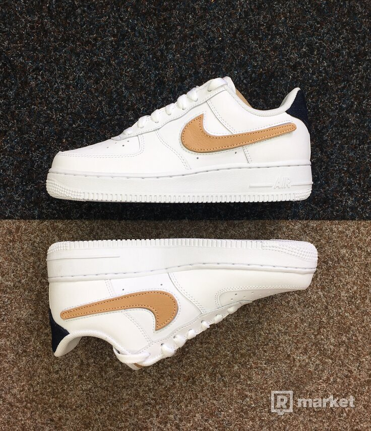 Nike Air Force Removable Swoosh