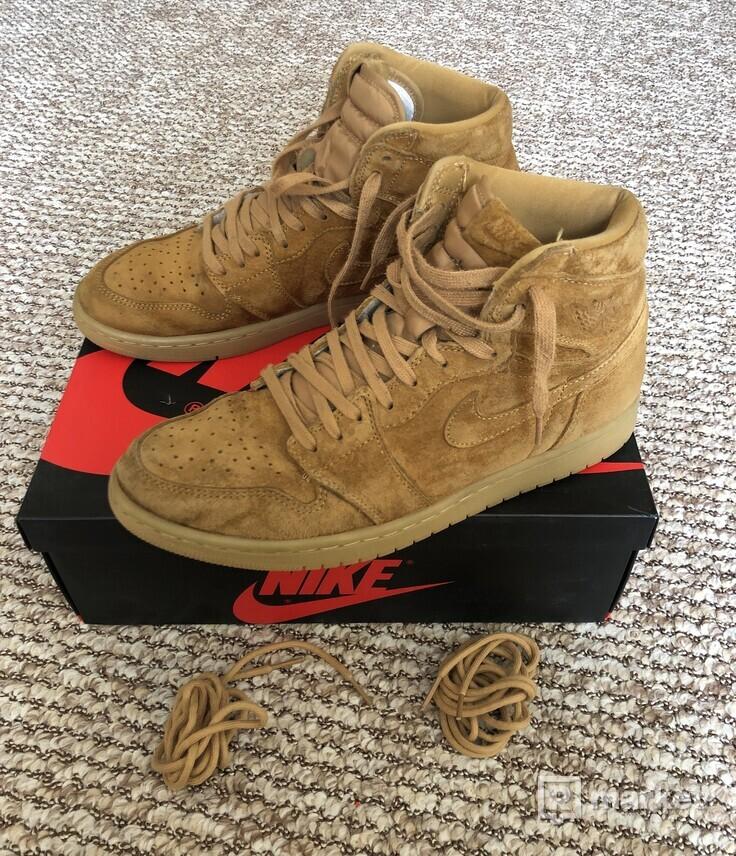 Jordan 1 Retro High OG Wheat