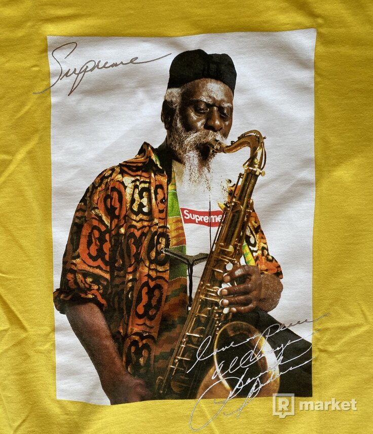 Supreme Pharoah Sanders Tee Large