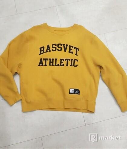Russel Athletic x PACCBET Crewneck