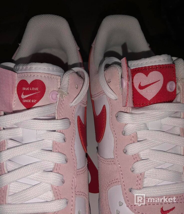 Air Force 1 Love Letter