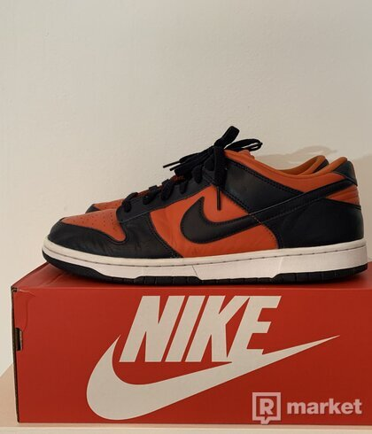 Nike Dunk Champ Color