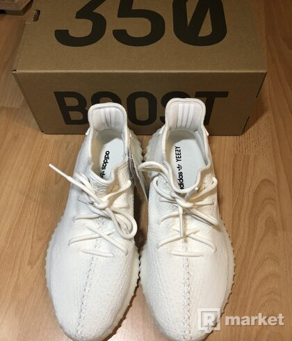 Yeezy 350 V2 triple white 45 1/3