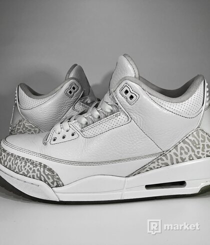 "Air Jordan Retro 3 ""Pure Money"""