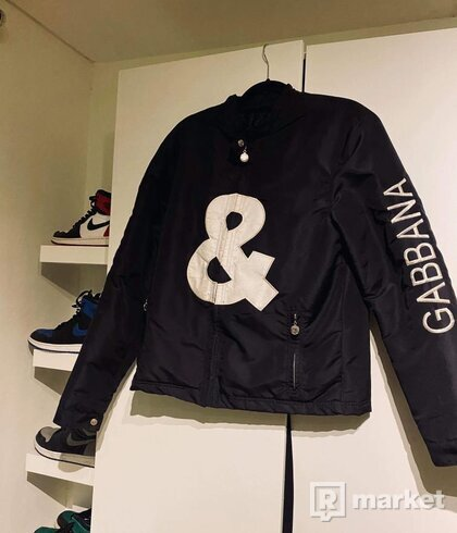 D and G jacket