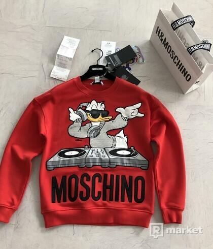 Mikina Moschino x H&M veľ. S