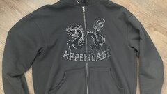 AN APPENDAGE HOODIE size L
