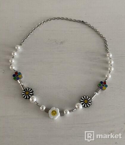 Salute necklace, náhrdelník