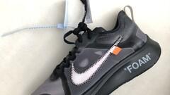 Nike x Off white Zoomfly US 8