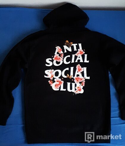 ASSC Kkoch Black Hoody