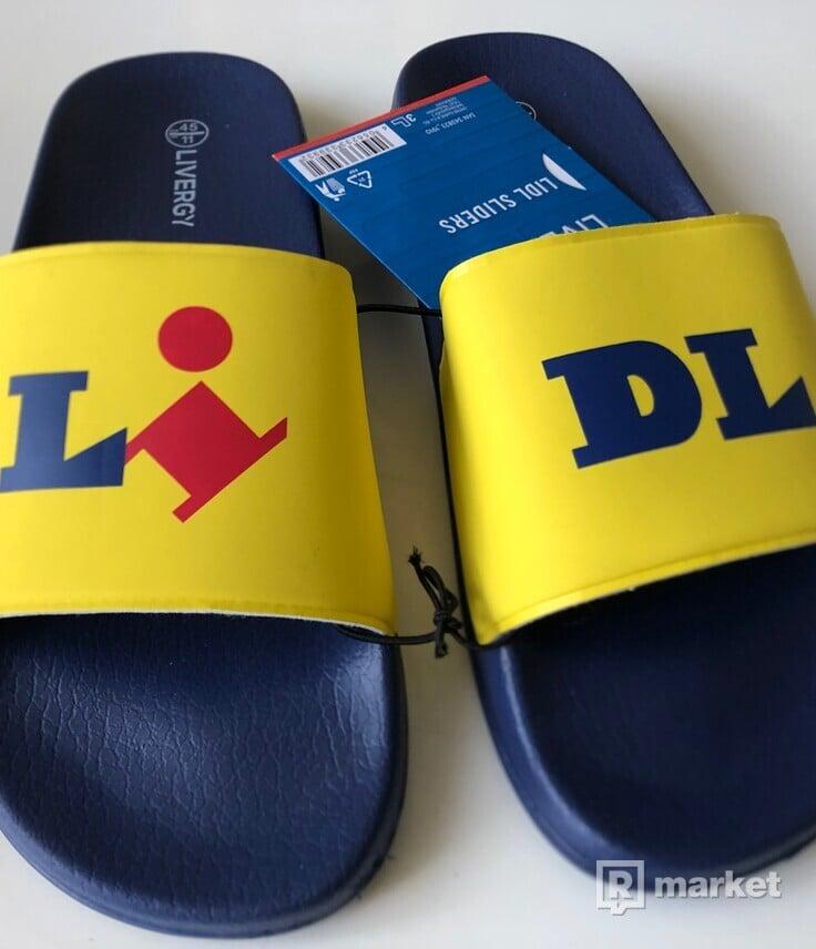 LIDL flip-flop Limited Edition !!!