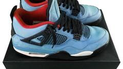 Air Jordan 4 Retro Travis Scott Cactus Jack