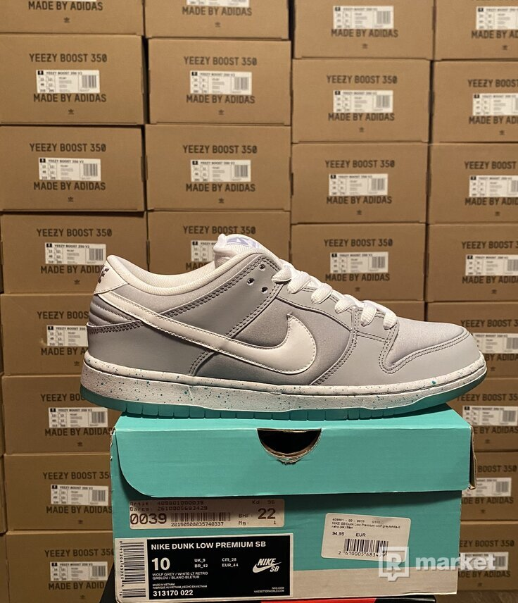 Nike dunk low marty mcfly