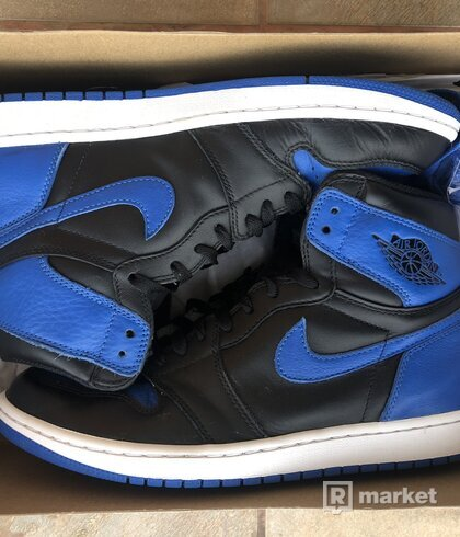 Jordan royal blue