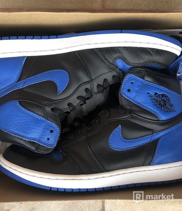 Jordan royal blue