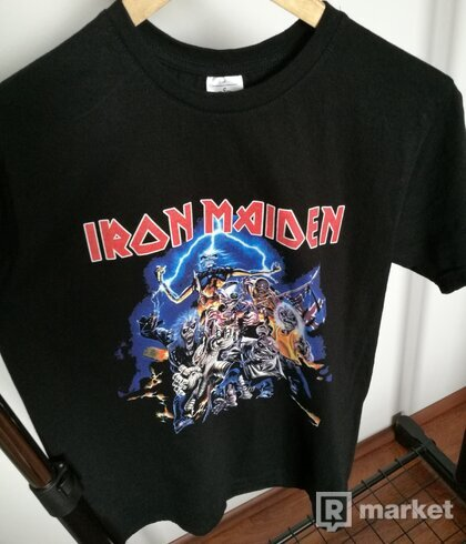 Tričko Iron Maiden