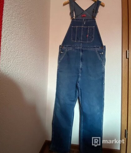 Supreme Denim Overall S/S 15