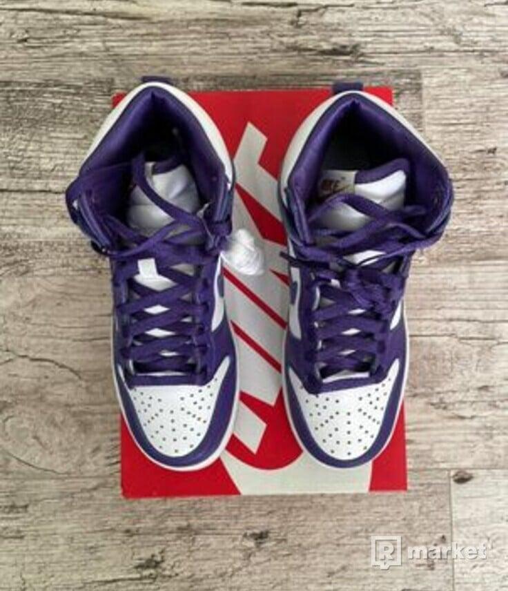Nike Dunk High SP Varsity Purple (W)