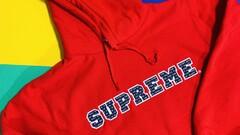 Supreme Mikina The Most Hooded Sweatshirt