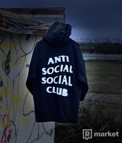 AntiSocialSocialClub No Self Control