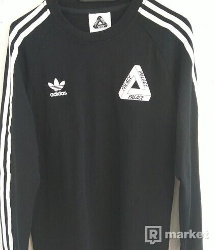 Palace Adidas crewneck sweater