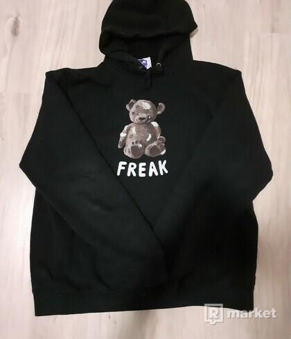 Freak Teddy bear hoodie
