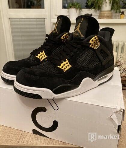 Jordan 4 royality