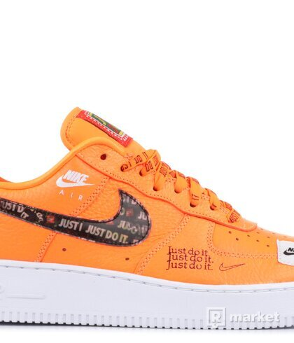 """Nike Air Force 1 '07 PRM Low """"Just Do It"""" 2018"""