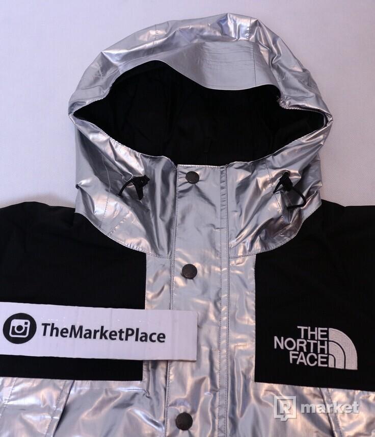 Supreme x The North Face Silver parka