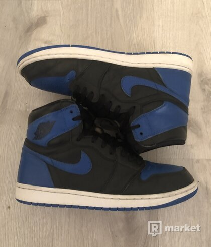 Nike Air Jordan 1 Royal 2017